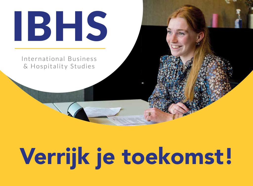 IBHS Verrijk je toekomst!